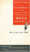 Image of Formal Dedication of the New Studios and Offices of Radio Station WFEA Manchester, N.H. - 1996.020.040