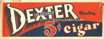 Image of Dexter 5¢ Cigars - 1996.061.070