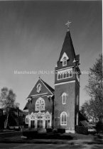 Image of Saint Patrick Church, Coolidge Avenue, Manchester, NH - 1999.500.002