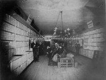 Image of Interior View, T. Pariseau's Shoe Store - 2000.500.015