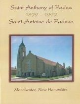 Image of Saint Anthony of Padua, 1899-1999 - 2001.L032.001