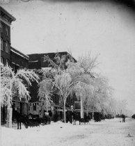 Image of Elm Street in Winter - 2003.500.009