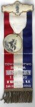 Image of Badge  - Towarzystwo BR. POM Tadeusza Kosciuszki I KLlubu - 1904 West Manchester - 2003.015.002