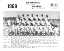 Image of New Hampshire's Manchester Yankees Baseball Club - 2005.L003.001