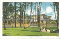 Image of Postcard, Bedford Zoo Ball Room, Manchester, N.H. (Bedford, NH) - 2005.L019.021