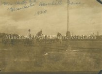 Image of Manchester vs. Haverhill Football Game - 2005.L506.002