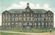 Image of Postcard, West Manchester, N.H.,  St. Anslems College - 2008.L025.040