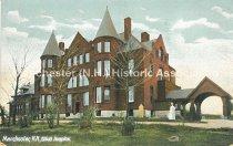 Image of Postcard, Manchester, N.H., Elliott Hospital - 2008.L025.067