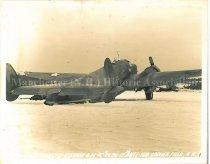 Image of Grenier Field Crash Photograph - 2011.017.002