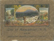 Image of City of Manchester, N.H. and the Amoskeag Manufacturing Company - 2011.021.045