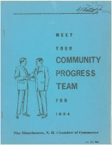 Image of Meet Your Community Progress Team for 1964 - 2011.021.058
