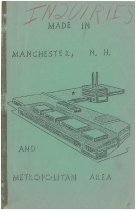 Image of Made in Manchester, N.H. and Metropolitan Area - 2011.021.081