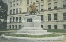 Image of Postcard, Lincoln Monument, Manchester, N.H. - 2011.067.010