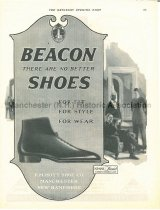 Image of Beacon Shoes Advertisement - 2011.080.005