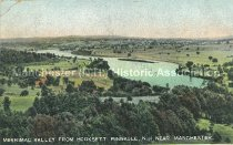 Image of Postcard, Merrimac Valley from Hoosett Pinnacle, N.H. Near Manchester - 2011.080.019