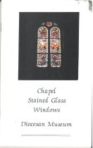 Image of Stained Glass Windows of the Chapel of the Annunciation, The Diocesan Museum, Manchester, NH - 2011.502.003