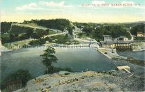 Image of Postcard, Kelley Falls, West Manchester, N.H. - 2012.027.015