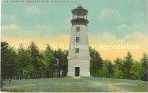 Image of Postcard, Weston Observatory, Manchester, N.H. - 2012.027.048