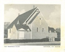 Image of First Presbyterian Church, Manchester, N.H. - 2012.077.037