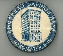 Image of Amoskeag Savings Bank - 2012.502.001