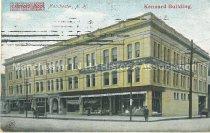 Image of Postcard, Kennard Building, Manchester, N.H. - 2012.514.028