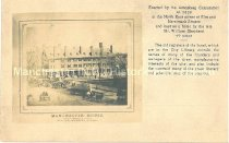 Image of Postcard, Manchester House - 2012.514.030