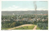 Image of Postcard, Manchester, N.H. - 2012.514.052