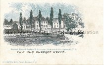 Image of Postcard, Boyhood Home of Joseph H. Stickney, from 1810 to 1835, Amoskeag, N.H. - 2012.514.067