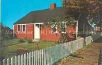 Image of Postcard, General John Stark House, Manchester, NH - 2012.514.071