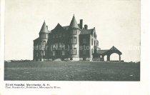Image of Postcard, Elliott Hospital, Manchester, N.H. - 2012.514.084