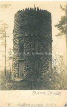 Image of Postcard, Smyth Tower, Manchester, N.H. - 2012.514.092