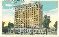 Image of Postcard, Hotel Carpenter, Manchester, N.H. - 2013.005.016