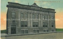Image of Postcard, Club Jolliet, Concord St., Manchester, N.H. - 2013.005.039