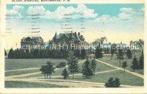 Image of Postcard, Elliot Hospital, Manchester, N.H. - 2013.005.041