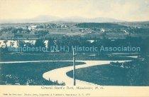 Image of Postcard, General Stark's Park, Manchester, N.H. - 2013.013.001