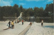 Image of Postcard, The Elms, Goffs Falls, N.H. Toboggan Chute - 2013.064.005