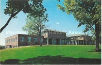 Image of Postcard, Perini Science Hall, St. Anselm's College - 2013.519.018