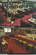 Image of Postcard, The 88 Restaurant, Manchester, NH - 2013.519.023