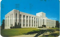 Image of Postcard, New Hampshire Fire Insurance Building, Manchester, NH - 2013.519.024