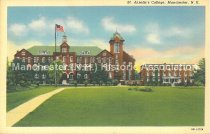 Image of Postcard, St. Anselm's College, Manchester, N.H. - 2013.519.037