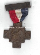 Image of Medal - N.H. Award for Serviice in WWI - 1918 - 2014.059.002