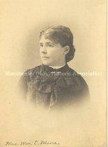 Image of Portrait of  Martha C. (Mattie) Moore - 2014.500.217