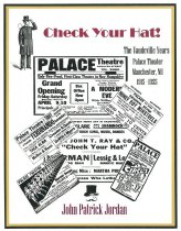 Image of Check Your Hat: The Vaudeville Years, Palace Theatre 1915-1955 - Jordan, John Patrick