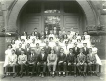 Image of Group Photo of Wilson School Class of 1960 - 2015.061.049