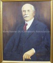 Image of Joel H. Hesser, President of Hesser College 1900-1945 - 2016.027.034