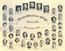 Image of Hesser Business College Class of 1952 - 2016.027.061