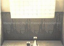 Image of Webster School Stair Landing - 1940 - 2016.041.018