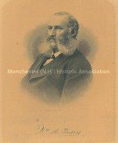 Image of Portrait of Dr. William M. Parsons - 3412