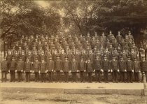 Image of Group Photo Manchester Fire Department - 5131