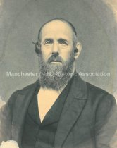 Image of Portrait of Charles Clough - 5587